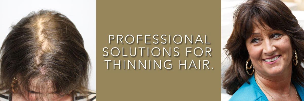 thinning hair solution